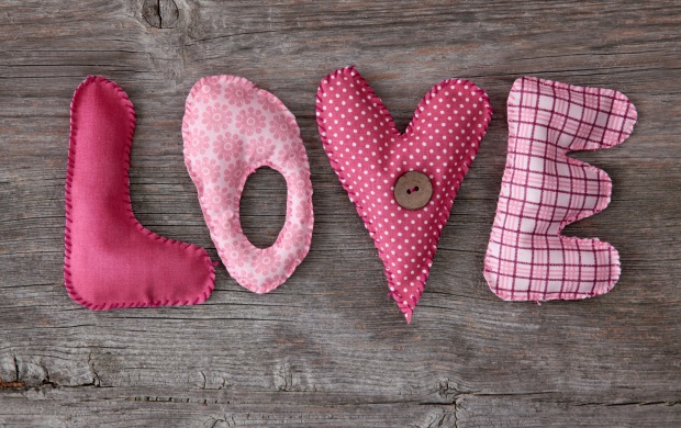 Pink Handcraft Love (click to view)