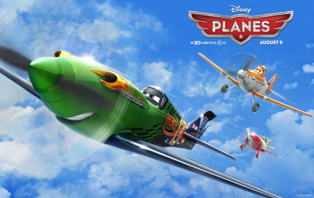 Planes 2013 Movie (click to view)