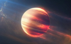 Planet Fire Stripes