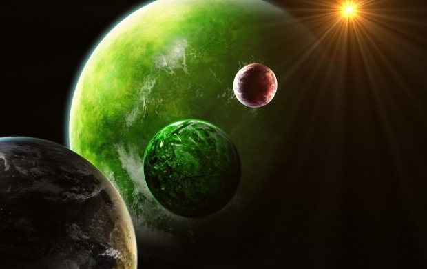 Planet Green (click to view)