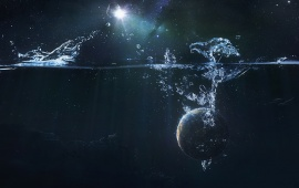 Planet in Water