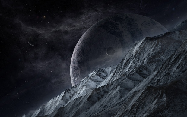 Planet Moons Mountains (click to view)