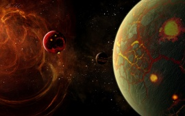 Planets The Energy Of The Star