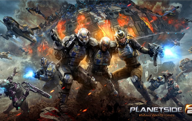 Planetside 2 2013 (click to view)
