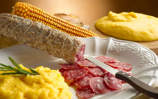 Polenta E Salame (click to view)