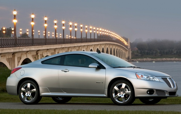 Pontiac G6 Coupe GXP (click to view)