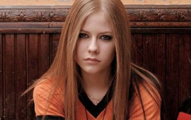 Pop Singer Avril Lavigne