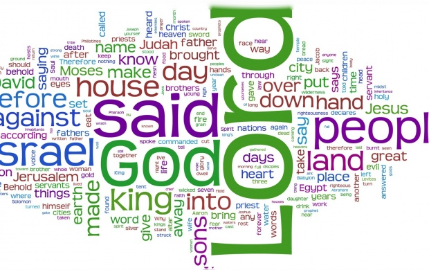 Popular Bible Words (click to view)