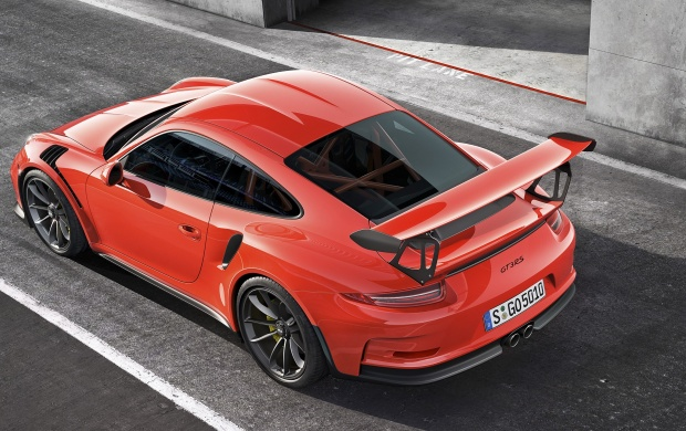 Porsche 911 GT3 RS 2016 (click to view)