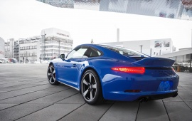 Porsche 911 GTS Club Coupe 2015