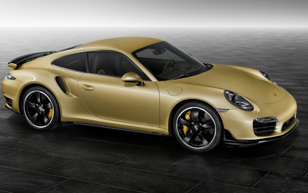 Porsche 911 Turbo Aerokit 2015 (click to view)