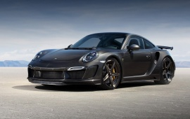Porsche 991 Stinger GTR Carbon Edition 2015
