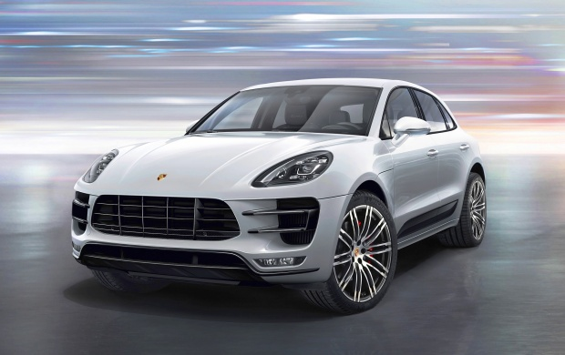 Porsche Macan Turbo 2016 (click to view)