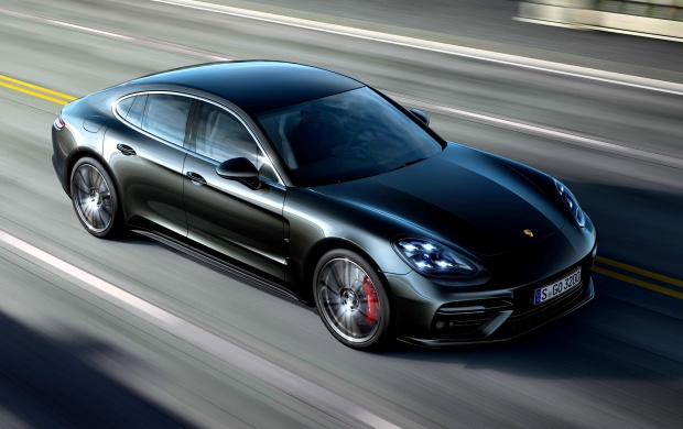 Porsche Panamera 2017 (click to view)