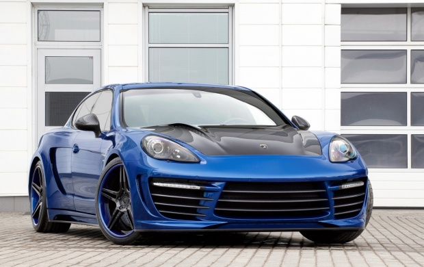 Porsche Panamera Stingray GTR (click to view)