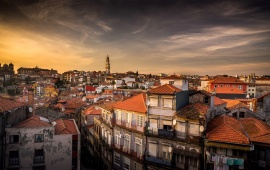 Portugal Europe The City
