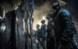Power Rangers Movie Stills
