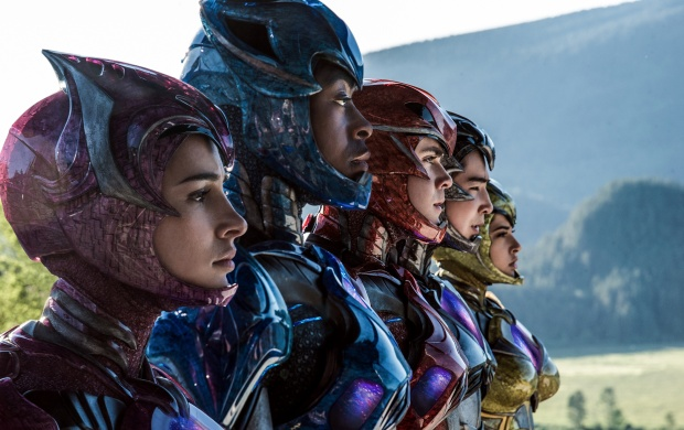 Power Rangers Unmask (click to view)