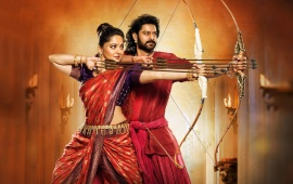 Prabhas And Anushka Shetty Baahubali The Conclusion