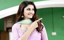 Prachi Desai Gorgeous Smile