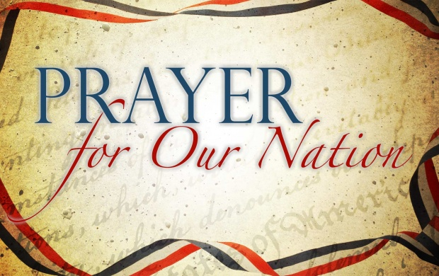 Prayer For Our Nation (click to view)