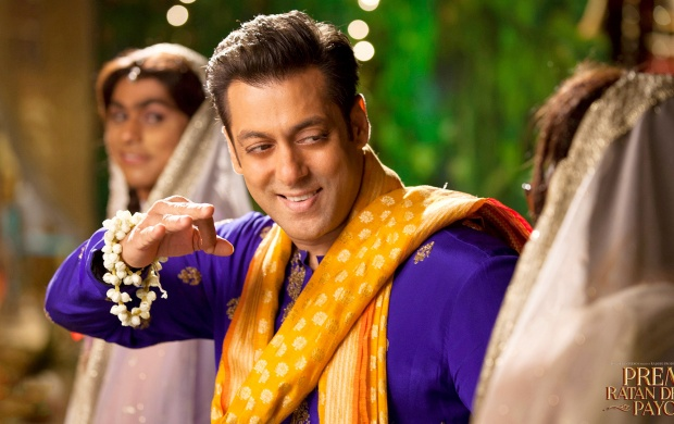 Prem Ratan Dhan Payo Movie Prem (click to view)
