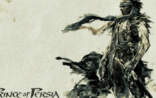Prince Of Persia 4 Concept Art