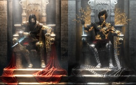 Prince Of Persia The Two Thrones Game