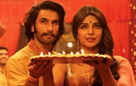 Priyanka Chopra And Ranveer Singh Gunday