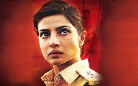 Priyanka Chopra As SP Abha Mathur Jai Gangaajal