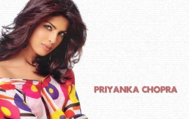 Priyanka Chopra In Colorful Dresses