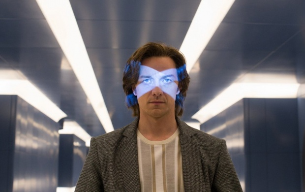 Professor X In X-Men Apocalypse (click to view)