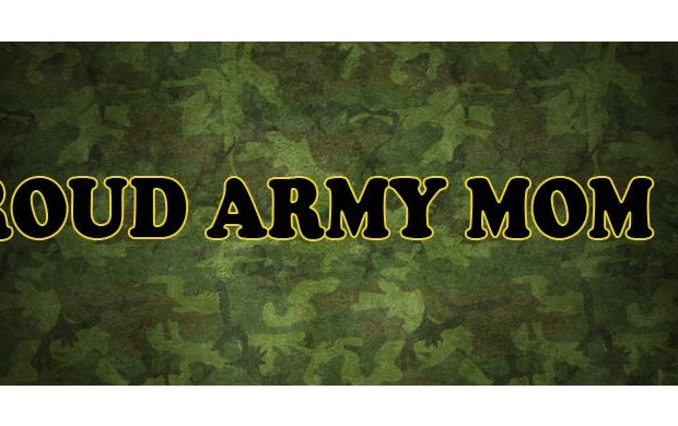 Proud US Army Mom wallpapers - 88.4KB