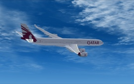 Qatar Airways Airbus