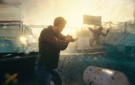 Quantum Break Hands-On