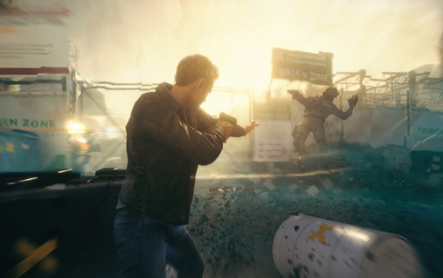 Quantum Break Hands-On (click to view)