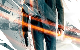 Quantum Break Key Art