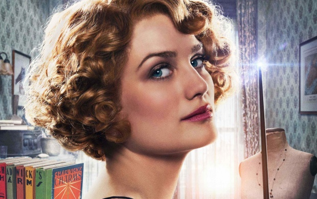 Queenie Goldstein Fantastic Beasts And Where To Find Them (click to view)