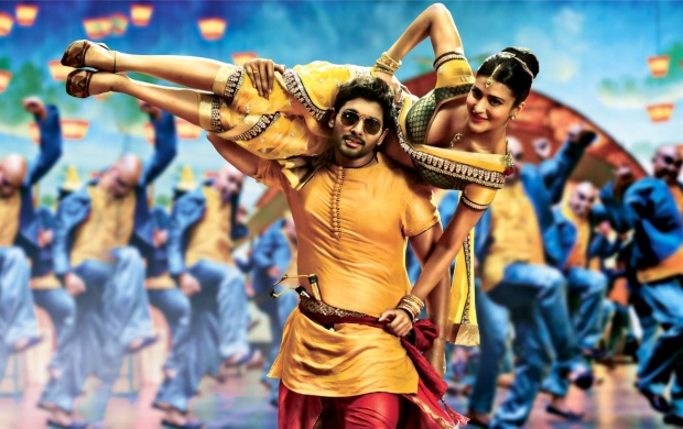 Race Gurram Movie 2014 (click to view)