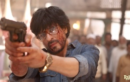 Raees Action
