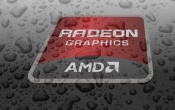 Rain Drops On AMD