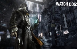 Rain Watch Dogs Game