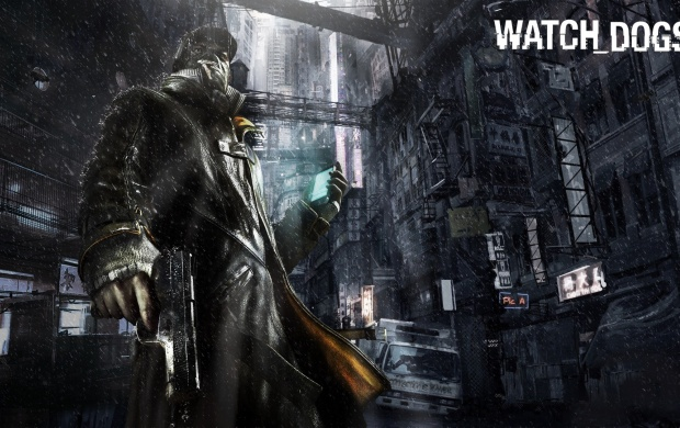 Rain Watch Dogs Game (click to view)