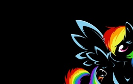 Rainbow Dash Derp
