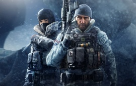 Rainbow Six Siege Black Ice DLC Game