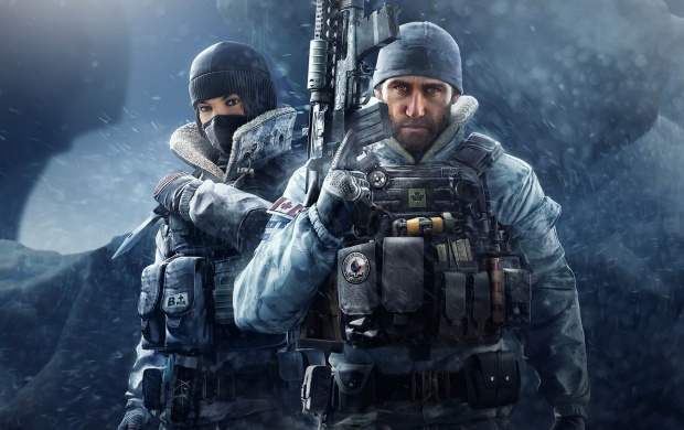 Rainbow Six Siege Black Ice DLC Game (click to view)