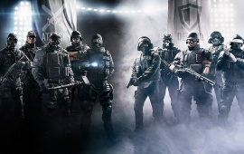 Rainbow Six Siege Special Forces