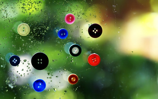Raindrops And Buttons (click to view)