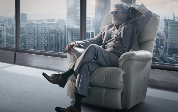 Rajinikanth Kabali Movie First Look (click to view)