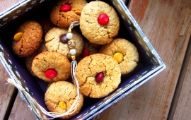 Raksha Bandhan And Oat Cookies